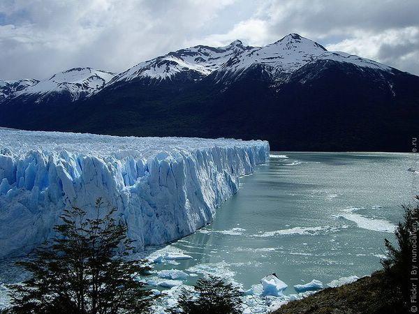ледник фото