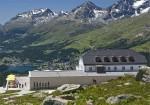Альпийский отель Berghotel Muottas Muragl
