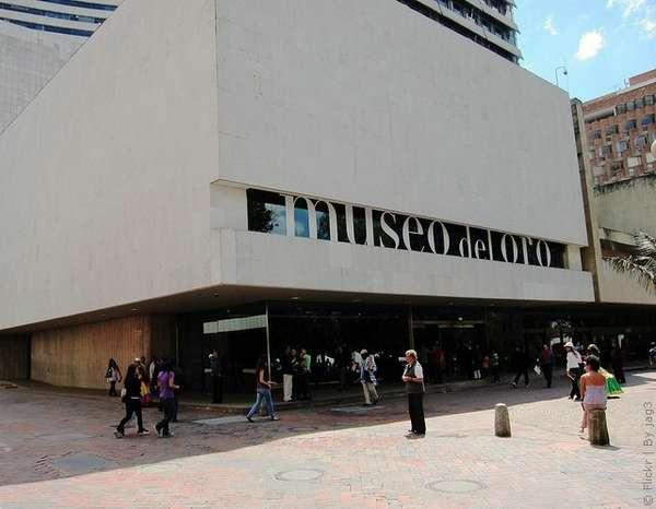 достопримечательности колумбии музей золота