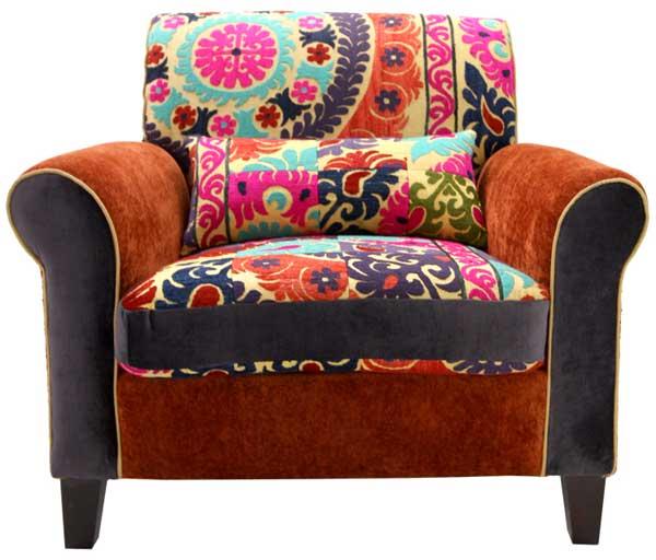 Оригинальные кресла от KMP Furniture