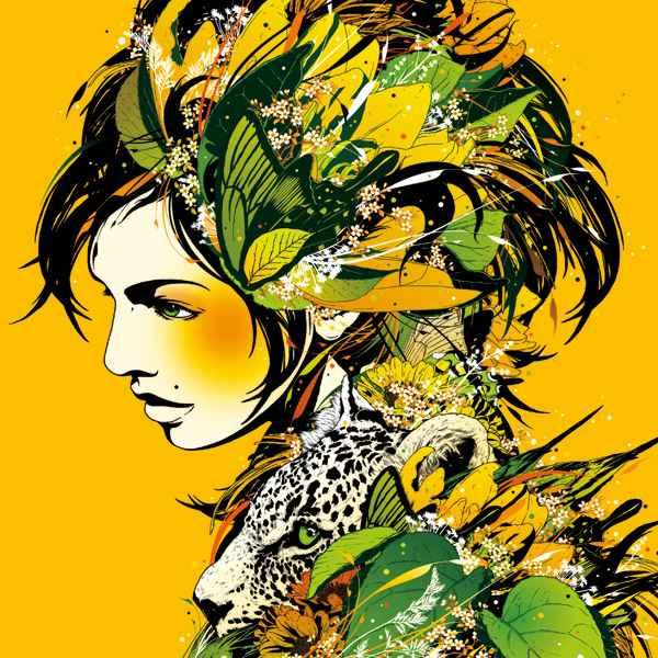 современные японские художники картины (2)