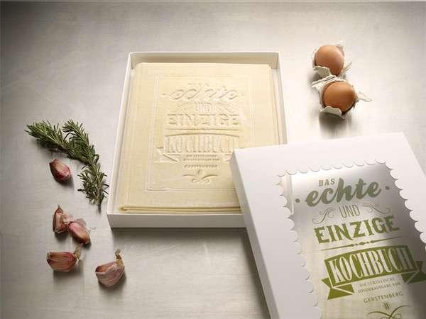 необычная кулинарная книга