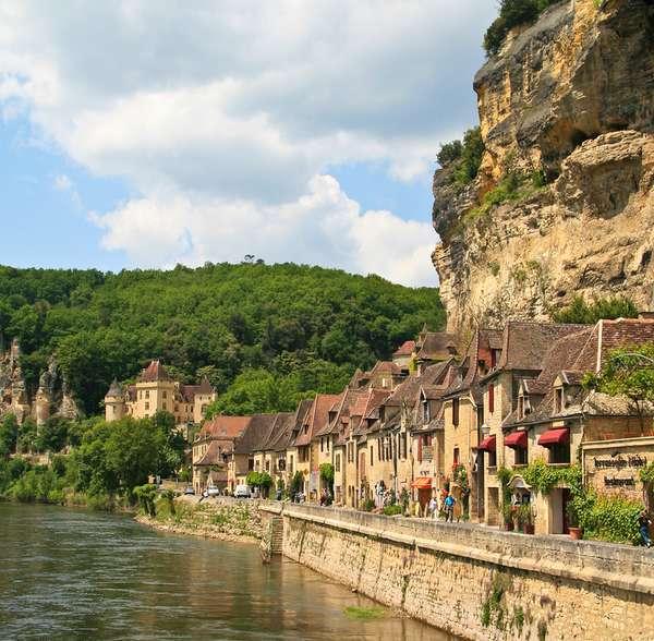 красивая деревня фото
