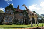 Поместье Giraffe Manor в Кении