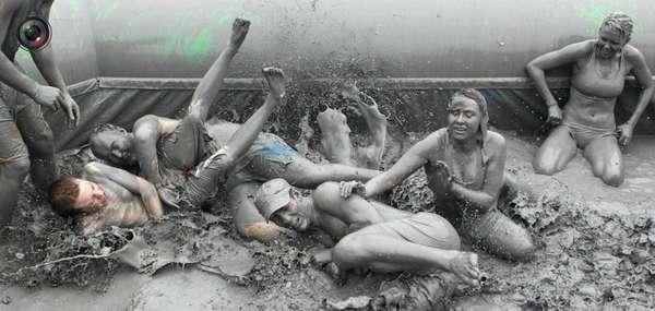 фестиваль грязи