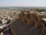 Золотой город Джайсалмер, Индия