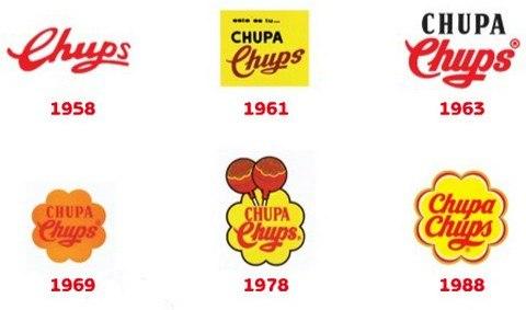 логотип чупа чупс