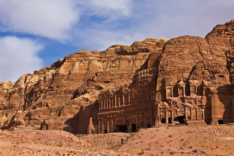 петра иордания