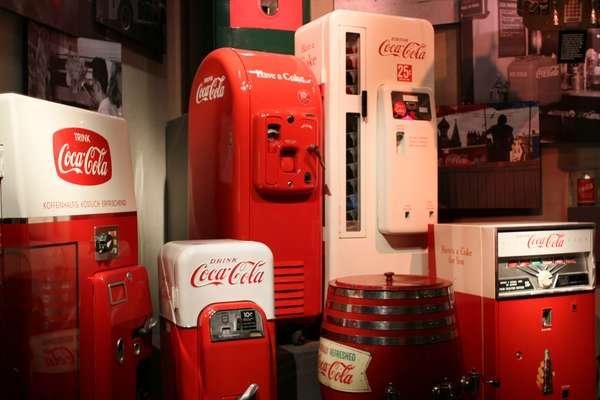 музей кока-кола в атленте