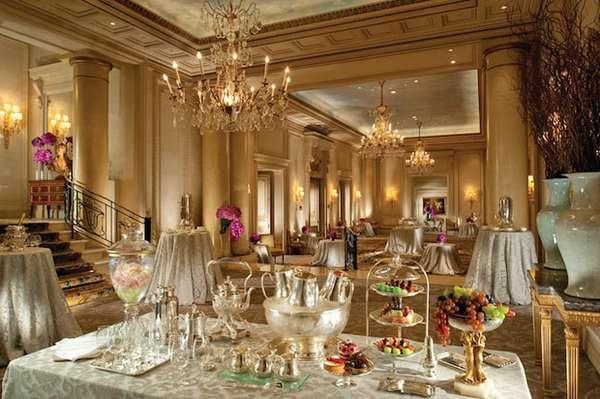 отель George V в париже