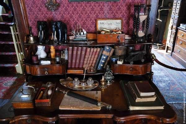 шерлок холмс музей