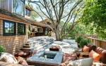 Роскошный дом с террасой в Калифорнии