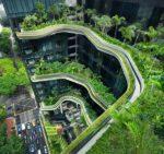PARKROYAL — зеленый отель в Сингапуре
