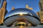 Облачные ворота в парке Миллениум, Чикаго