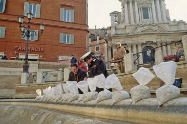 фонтаны рима Fontana di Trevi