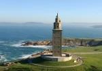 Древнеримский маяк Башня Геркулеса, Испания