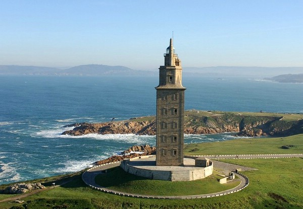 башня геркулеса испания