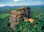 Сигирия — Львиная Скала на острове Шри-Ланка