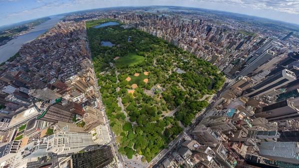 Нью–Йорк – один из самых