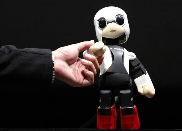 японские роботы