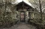 Дом тысячи привидений в Бельгии