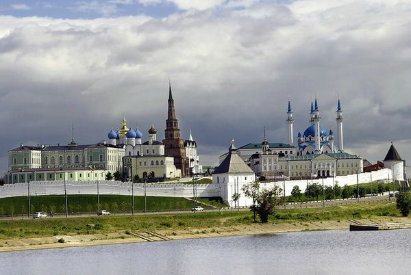 фото города казань