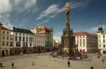 Колонна Пресвятой Троицы в чешском городе Оломоуце