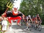 Диди Зенфт — Красный дьявол и его велосипеды