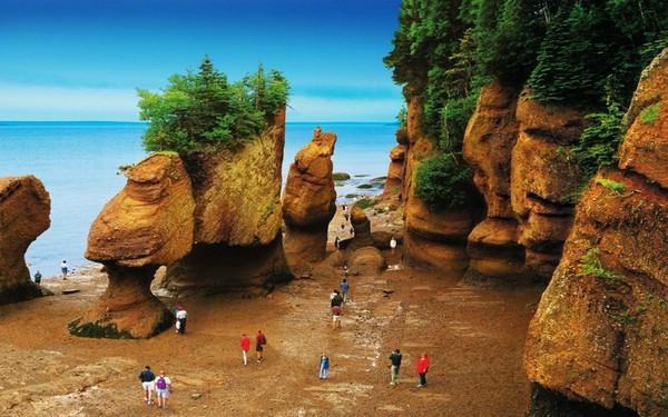 фото скалы
