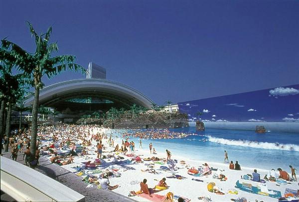 самый большой аквапарк +в мире
