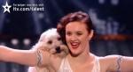 Танцующий пёс Падси