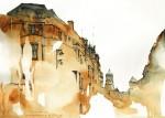 Акварельные воспоминания художницы Сунга Парк