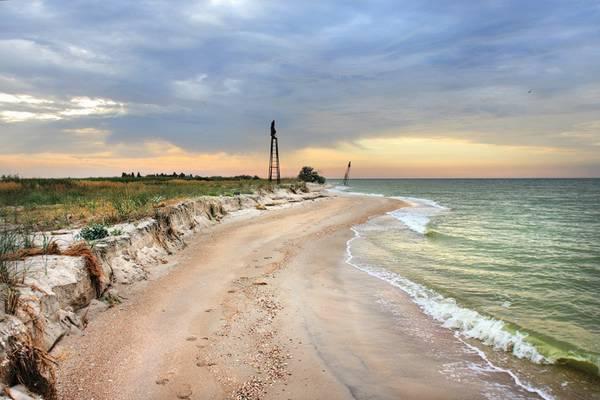 поселок меликино азовское море