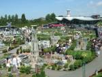 Миниатюрный город Мадуродам в Гааге