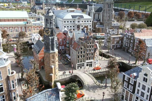 город в миниатюре нидерланды