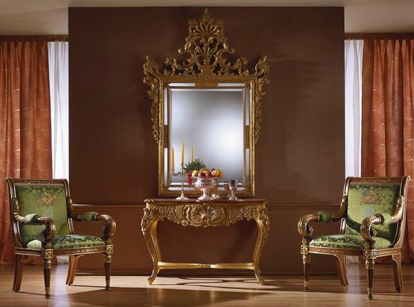 изготовление зеркал