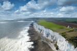 Белые скалы Дувра, Англия
