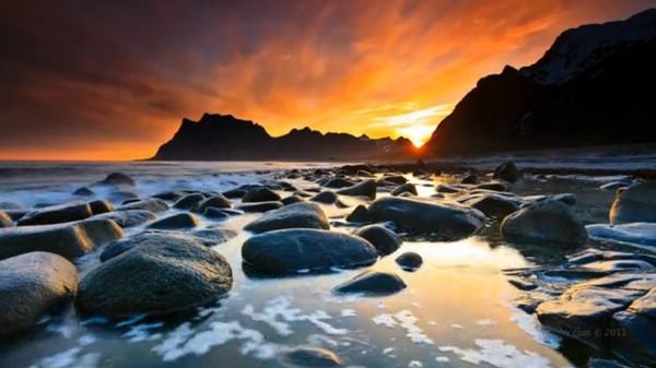 архипелаг лофотен фото