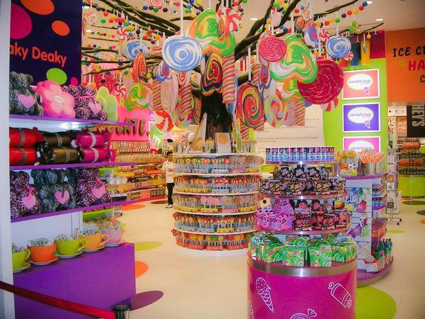магазин конфет