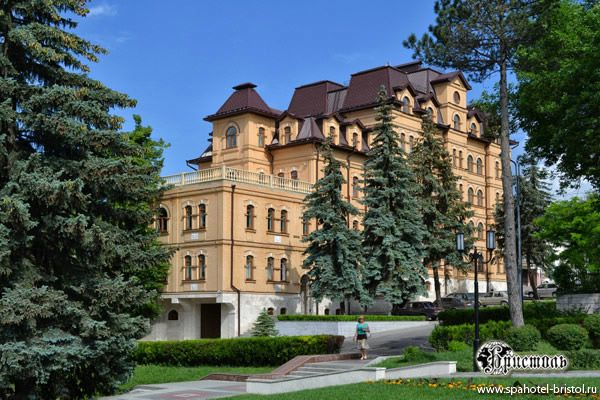 гостиницы в пятигорске
