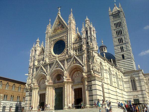 собор Пресвятой Девы Марии в Сиене