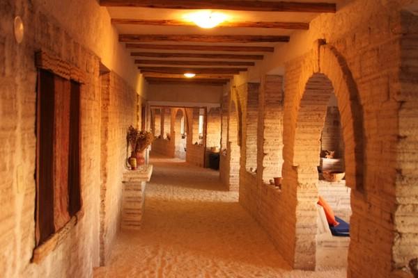 соляной отель солончак Салар де Уюни фото