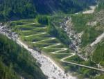 Форселла Лавардет — крутая горная дорога в Италии