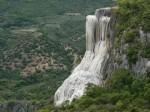 Каменный водопад Йерве эль Агуа, Мексика