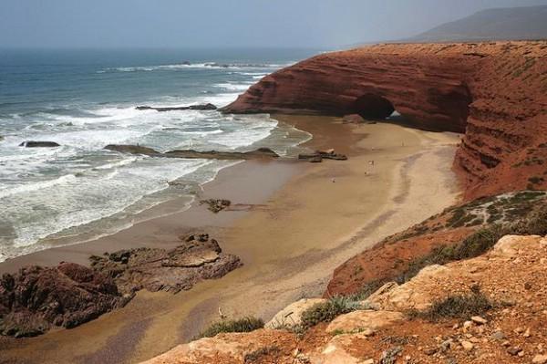 красивый пляж фото