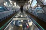 Стеклянный переход Тауэрского моста