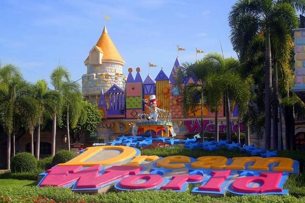 парки развлечений таиланда