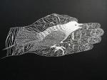 Ажурный бумажный арт художницы Мод Уайт