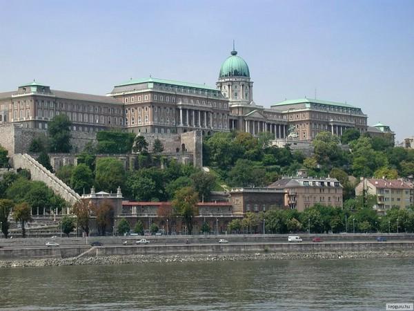 замок буда будапешт