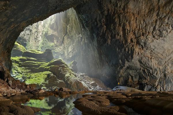 гигантская пещера фото